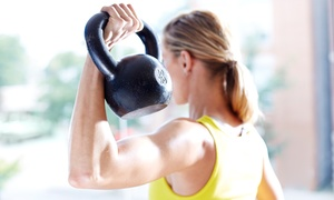 39 Minute Workout: 5 or 10 Kettlebell Classes or One Month of Unlimited Kettlebell Classes at 39 Minute Workout (Up to 80% Off)