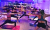 Up to 71% Off Bikram Hot Yoga and Inferno Hot Pilates Classes