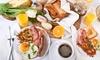 Schlemmer-Brunch-Frühstücks-Buffet
