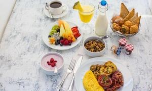 La Postreria: Choice of Breakfast for One, Two or Four at La Postreria