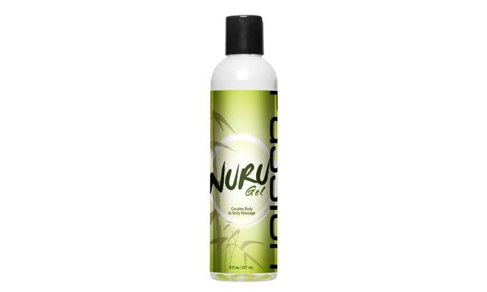 Nuru massage oil