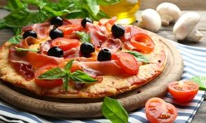 Beata Pizza: Menu pizza con dolce e birra (sconto fino a 68%)