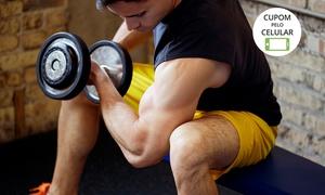 Academia Ambients: Até 6 meses de musculação + aula de ginástica e aeróbico na Academia Ambients – Centro