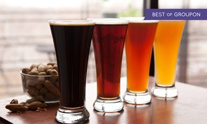 JMK Events: Big Brew Beer Festival NJ on Saturday, March 5, at 12 p.m. or 6:30 p.m. (UP to 25% Off)