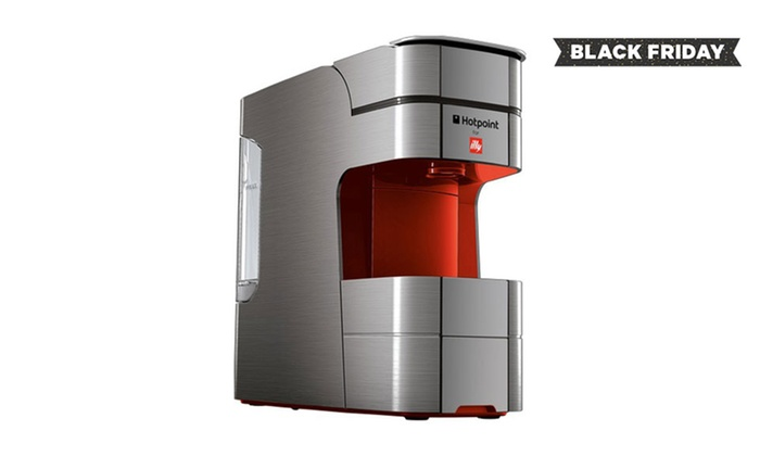 Coffee Maker Groupon : Hotpoint for Illy Coffee Maker Groupon Goods