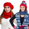 Hat and Scarf Set (2-Piece)