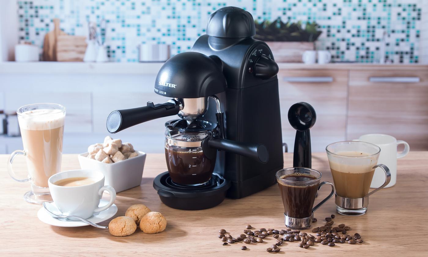 Salter EK3131 Espressimo Barista-Style Coffee Machine
