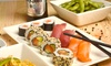 Menú sushi Take Away para 2 o 4