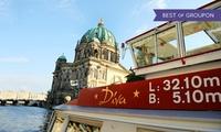 3 Std. Schiffsrundfahrt für 2 Personen mit Event- und Charterschifffahrt Berlin (45% sparen*)