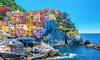 Cinque Terre: 1-5 Nächte inkl. Wellness