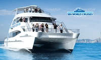 2.5-Hour Whale Watching Tour for $59 with Sea World Whale Watch (Up to $99 Value)
