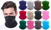 Moisture-Wicking Neck Gaiter Breathable Stretch Face Mask