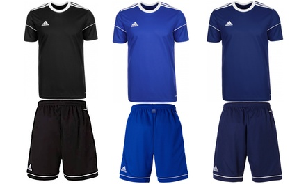 T-shirt e pantaloncini Adidas