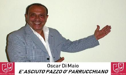 È asciuto pazzo o' parrucchiano, Napoli
