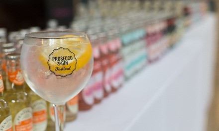 Prosecco And Gin Festival