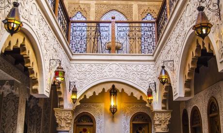 Rabat: 1 a 7 noches en habitación doble standard para 2 con desayuno y opción a cena marroquí en Riad Sidi Fatah