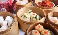 Kantonesisches Dim-Sum-Menü all-you-can-eat für 2 oder 4 Personen im China Restaurant Jumbo (bis zu 45% sparen*)