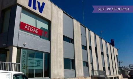ITV con tasas incluidas para vehículos de gasolina y motocicletas o vehículos diésel desde 29,95 € en Atisae Tres Cantos
