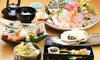 東京都/八丁堀 ≪お造り・焼き物・料理長おすすめ煮魚など6品+生ビール≫