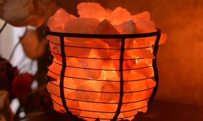 Natural Crystal Himalayan Rock Salt Lamps
