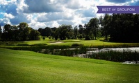 18 Holes of Golf with Pull Trolley for Two or Four at Rathsallagh House Golf & Country Club (42% Off)