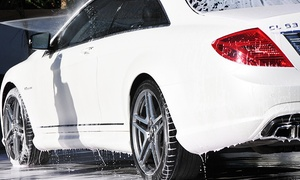 $11 For One Keep It Clean Vip Package With Deluxe Wash At Town Center Auto Spa ($48 Value)