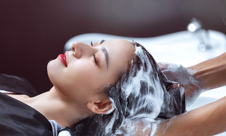 Japanese Hair Wash, Massage, and Blow-Dry for Regular Hair or Hair to Waist at Soulo Hair Spa
