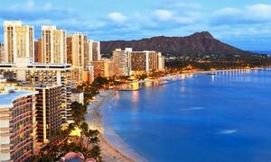 Honolulu Hotel Steps from Waikiki Beach at Ambassador Hotel Waikiki, plus 6.0% Cash Back from Ebates.