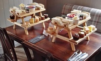Picnic Cream or Sparkling Afternoon Tea for Two or Four at Carters Arms