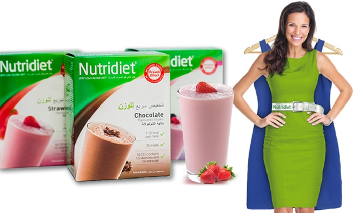 Nutridiet: Nutridiet Program With 105 meals for AED 499 With Free Delivery (38% Off)