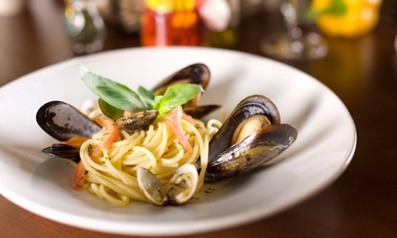 Upscale Italian Food at Liriano's Kitchen (50% Off). Two Options Available.