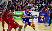 Cheshire Phoenix Basketball: Three Fixtures, 23 September - 5 November at Ellesmere Ports Sports Village (Up to 40% Off)