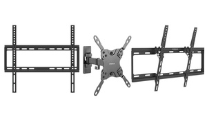 Emerald TV Wall Mount Brackets for TVs Up to 70 Inches
