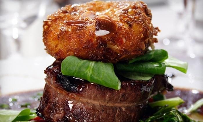 Montclair Bistro - Oakland: French Bistro Fare for Dinner or Brunch at Montclair Bistro in Oakland (Half Off)