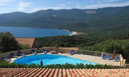 ✈ Corse du Sud : 5 ou 7 nuits en résidence 3*en petit déjeuner, avec location de voiture et vols A/R de Paris ou Lyon