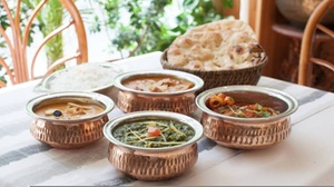 Shezan Sprl: Indisch 4 gangenmenu voor 2 of 4 personen vanaf € 39,99 bij restaurant Shezan
