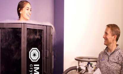 One or Three Cryotherapy Sessions at Cranberry Cryotherapy (Up to 31% Off)
