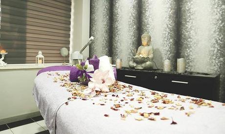 Un masaje de 40 o 60 minutos a elegir desde 19,99 € en Roel Peluquería