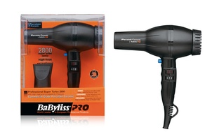 BaByliss Pro Ceramic Super Turbo Hair Dryer