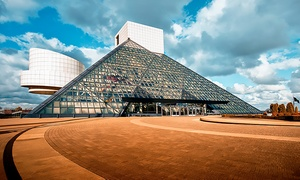 Rock and Roll Hall of Fame and Museum: Admission for One, Two, or Four to The Rock and Roll Hall of Fame and Museum (Up to 48% Off)