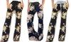 Leo Rosi Women's Floral Pants