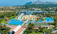 Promoción 2018 comprando la entrada a Hidropark desde 8,95€ antes del 31 de diciembre