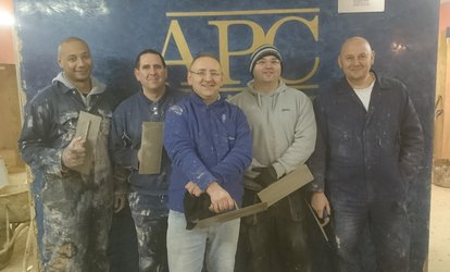 image for Introduction to Plastering Workshop at APC School of Plastering