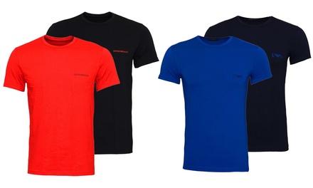 Pack 2 T-shirt Empori Armani