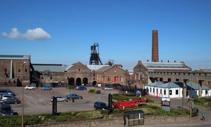 image for Pithead Guided Tour for Four or Eight at The National Mining Museum (Up to 47% Off)