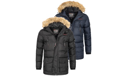 Parka imbottito Geographical Norway