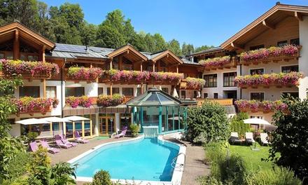 Salzbourg : 1 à 4 nuit(s) en pension complète avec accès spa à lhôtel Stadt Wie pour 2 personnes.