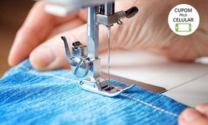 Vixclean Lavanderia e Costura: Vixclean Lavanderia e Costura -  Jardim da Penha: costura de barra simples para calça jeans ou brim
