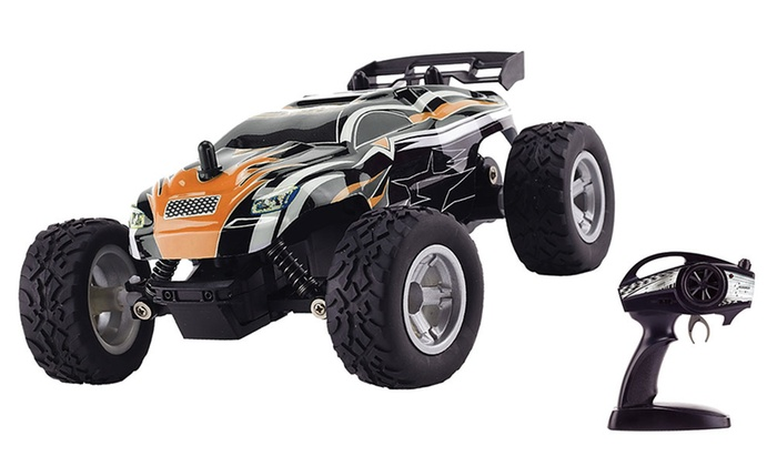 voiture rc flash buggy 28 km h groupon. Black Bedroom Furniture Sets. Home Design Ideas