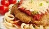 Abruzzo Restaurant - Wilbraham: $15 for $30 Worth of Italian Cuisine at Abruzzo Restaurant